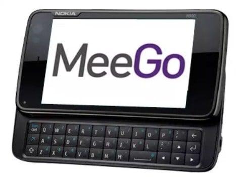 Nokia Meego Phones coming soon