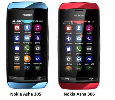 Best Touchscreen Phones from Nokia under Rs 6k, until July 2012