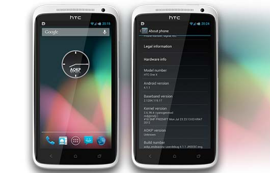 Official: Jelly Bean update for HTC One X and HTC One S by October end