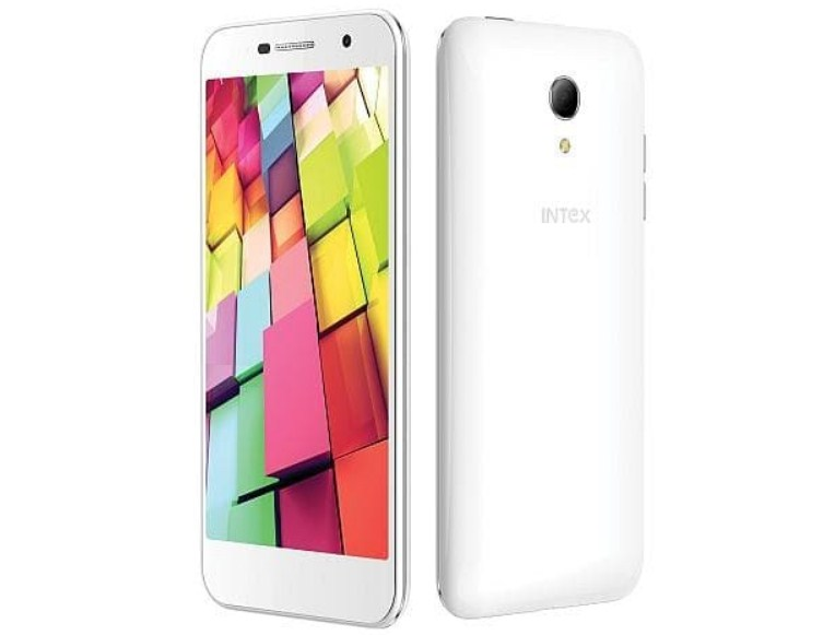 Intex AQUA Wonder Android smartphone launched for Rs 9,990