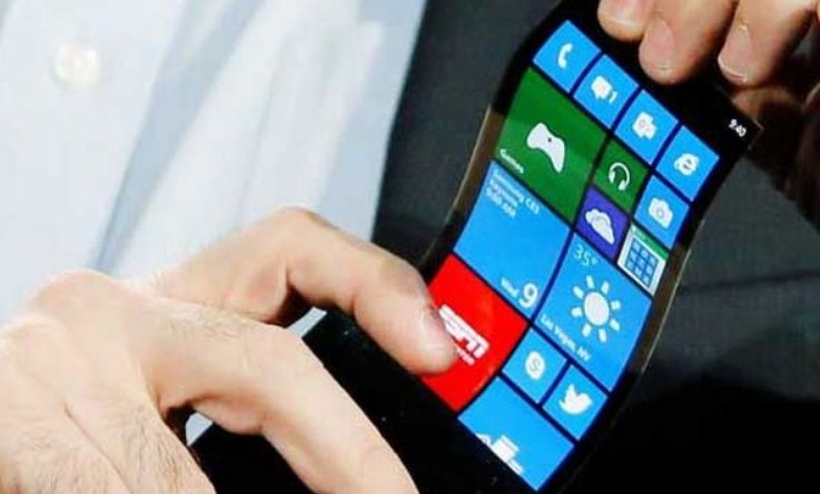 Samsung Youm flexible display showcased at CES 2013