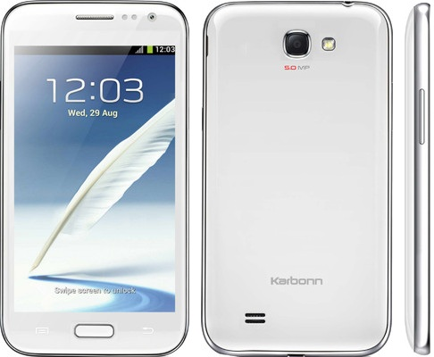 Full Phone Specifications of Karbonn A25