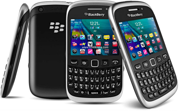 Full Phone Specifications of BlackBerry Curve 9320