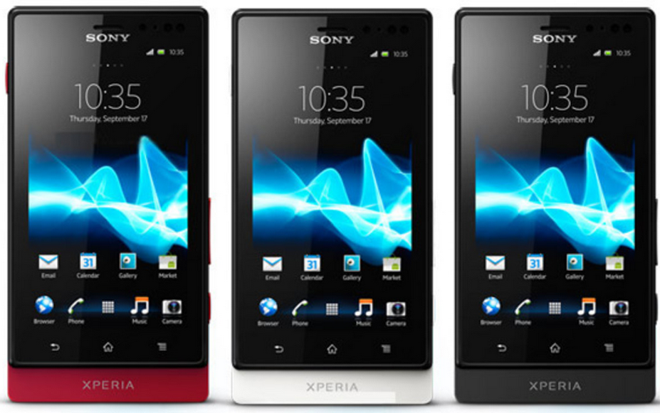 Specifications of Sony Xperia sola