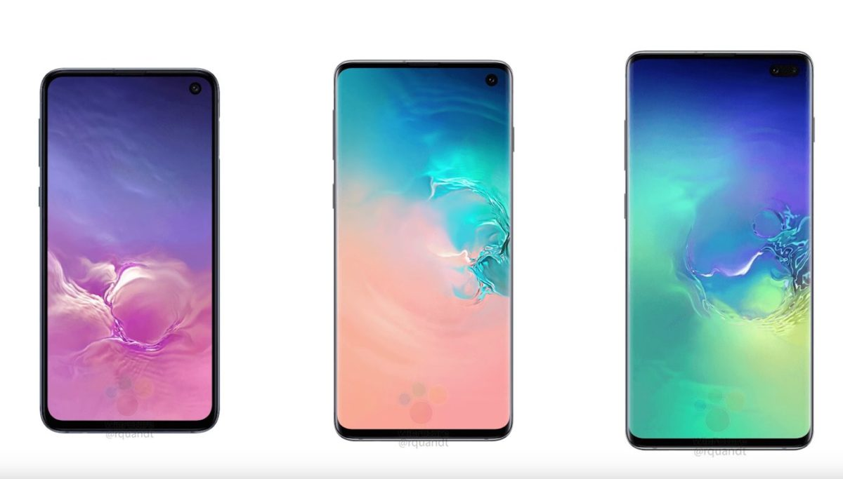 Samsung Galaxy S10 Release Date