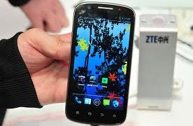 ZTE Rightware 3D UI Smartphones